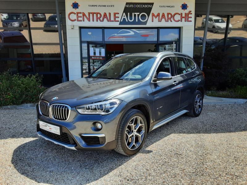 Photo 44 de l'offre de BMW X1 sDrive 18d 150 ch xLine à 25900€ chez Centrale Auto Marché Mussidan