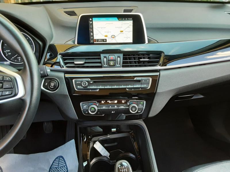 Photo 19 de l'offre de BMW X1 sDrive 18d 150 ch xLine à 25900€ chez Centrale Auto Marché Mussidan