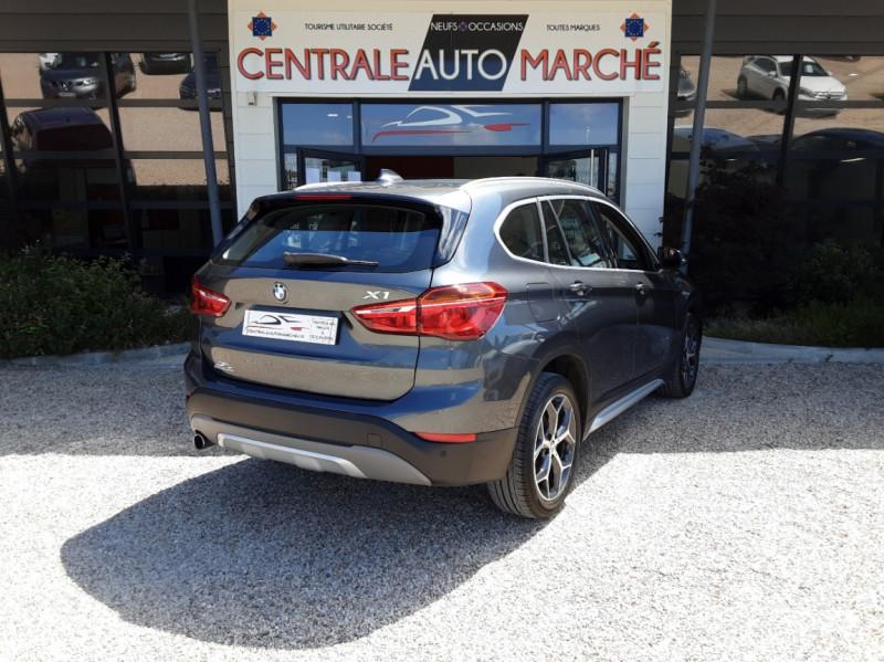 Photo 22 de l'offre de BMW X1 sDrive 18d 150 ch xLine à 25900€ chez Centrale Auto Marché Mussidan