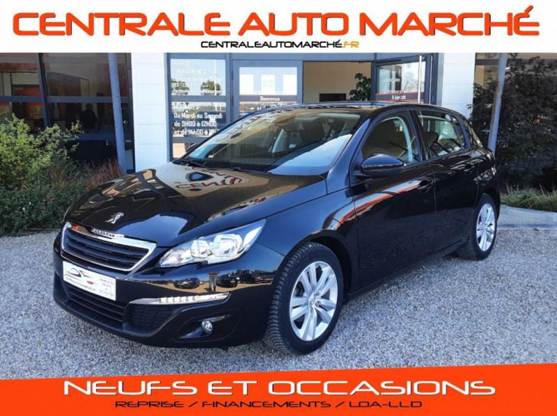 Peugeot 308 1.6 BlueHDi 120ch SetS BVM6 Active Business Diesel  Occasion à vendre