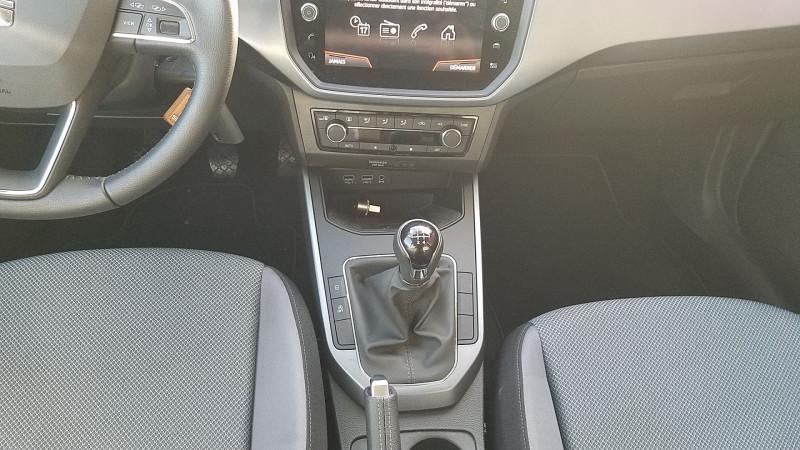 Photo 9 de l'offre de SEAT ARONA 1.6 TDI 95CH START/STOP STYLE BUSINESS EURO6D-T à 15990€ chez Garage Bossard