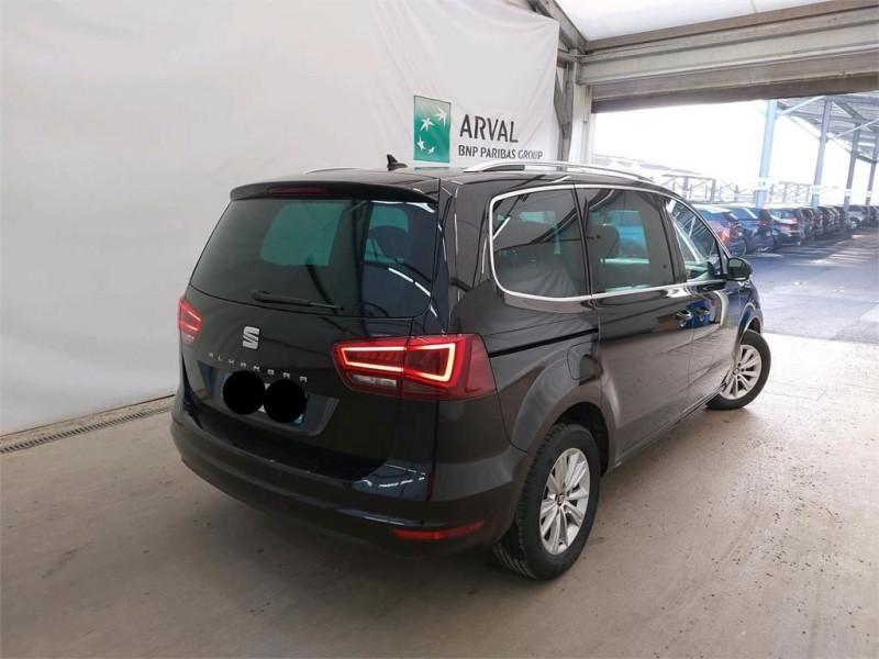 Photo 5 de l'offre de SEAT ALHAMBRA 2.0 TDI 150CH FAP STYLE EURO6D-T à 22490€ chez Garage Bossard
