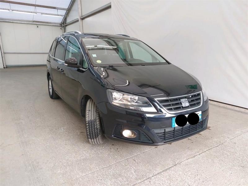 Photo 4 de l'offre de SEAT ALHAMBRA 2.0 TDI 150CH FAP STYLE EURO6D-T à 22490€ chez Garage Bossard