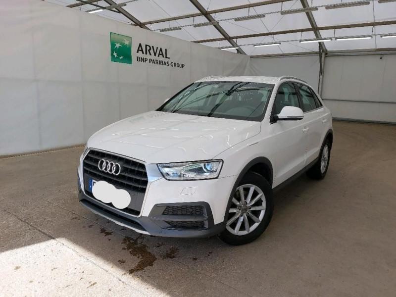 Audi Q3 2.0 TDI 120CH BUSINESS LINE Diesel BLANC Occasion à vendre