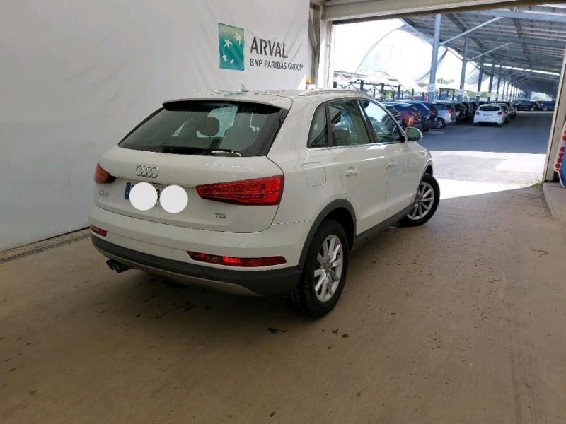 Photo 3 de l'offre de AUDI Q3 2.0 TDI 120CH BUSINESS LINE à 21990€ chez Garage Bossard