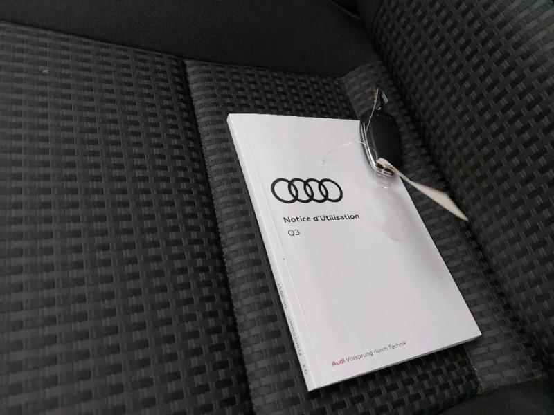Photo 11 de l'offre de AUDI Q3 2.0 TDI 120CH BUSINESS LINE à 21990€ chez Garage Bossard