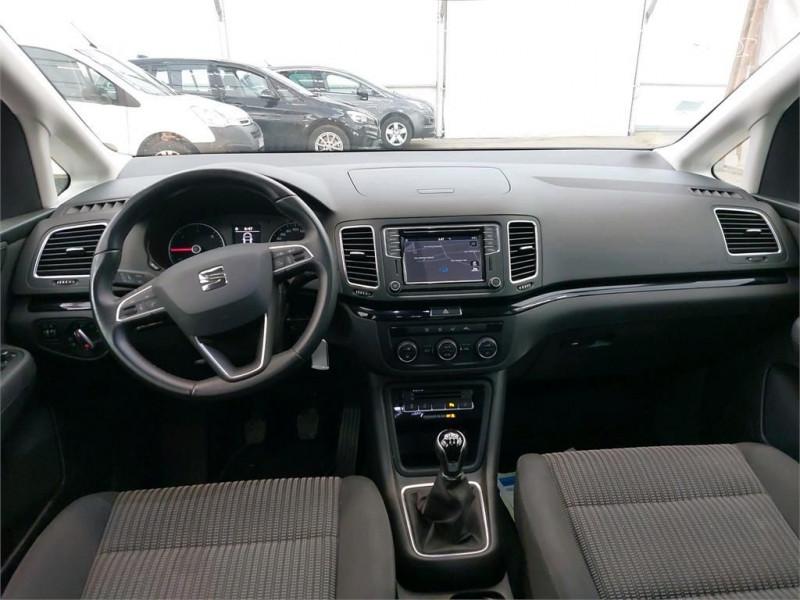 Photo 3 de l'offre de SEAT ALHAMBRA 2.0 TDI 150CH FAP STYLE EURO6D-T à 22490€ chez Garage Bossard