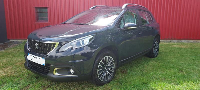 Peugeot 2008 1.5 BLUEHDI 100CH E6.C ACTIVE S&S BVM5 86G Diesel GRIS F Occasion à vendre