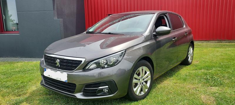 Peugeot 308 1.6 BLUEHDI 120CH S&S ACTIVE BUSINESS EAT6 Diesel GRIS C Occasion à vendre