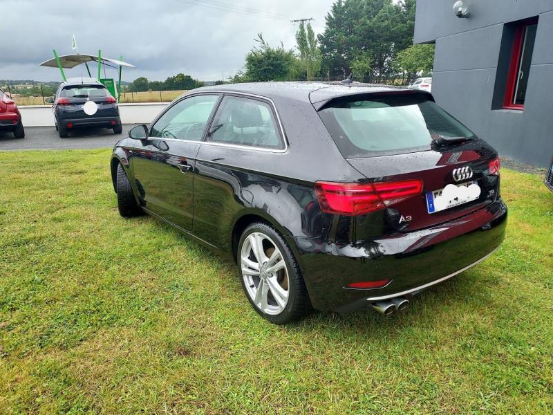Photo 5 de l'offre de AUDI A3 BERLINE 2.0 TDI 150CH S LINE QUATTRO à 20990€ chez Garage Bossard