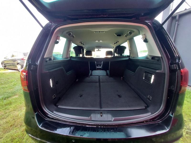 Photo 5 de l'offre de SEAT ALHAMBRA 2.0 TDI 150CH FAP STYLE EURO6D-T à 21490€ chez Garage Bossard