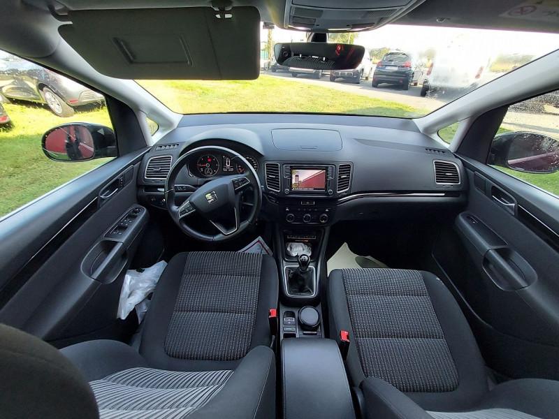 Photo 2 de l'offre de SEAT ALHAMBRA 2.0 TDI 150CH FAP STYLE EURO6D-T à 21490€ chez Garage Bossard