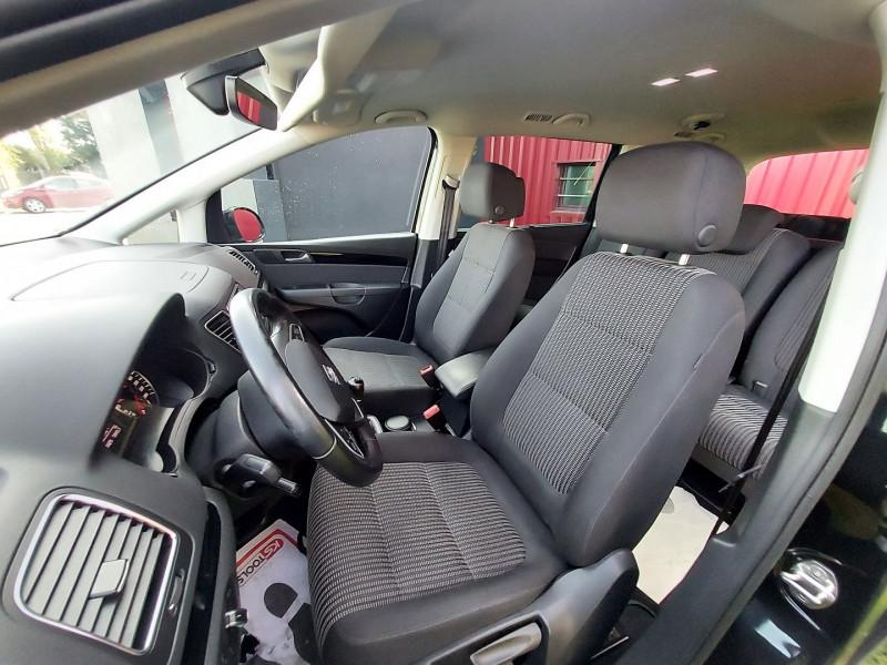 Photo 3 de l'offre de SEAT ALHAMBRA 2.0 TDI 150CH FAP STYLE EURO6D-T à 21490€ chez Garage Bossard