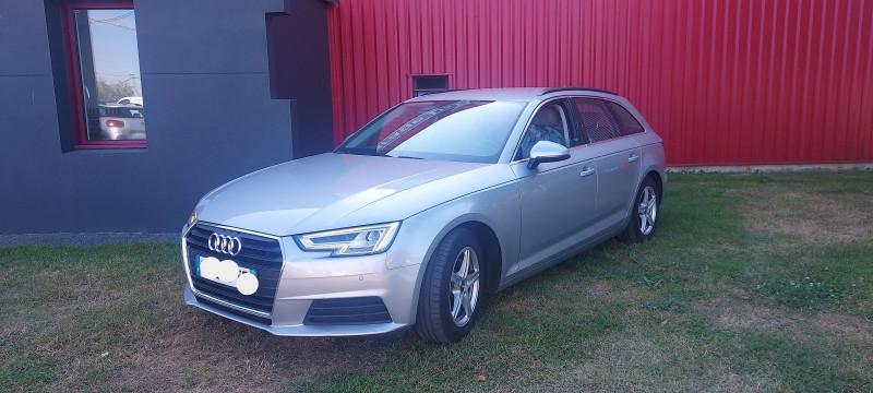 Audi A4 AVANT 2.0 TDI 150CH ULTRA BUSINESS LINE S TRONIC 7 Diesel GRIS C Occasion à vendre