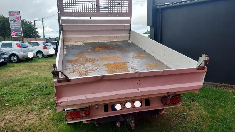 Photo 8 de l'offre de CITROEN JUMPER CCB 35 L2S 2.2 HDI 130 CONFORT 16250 HT à 19500€ chez Garage Bossard