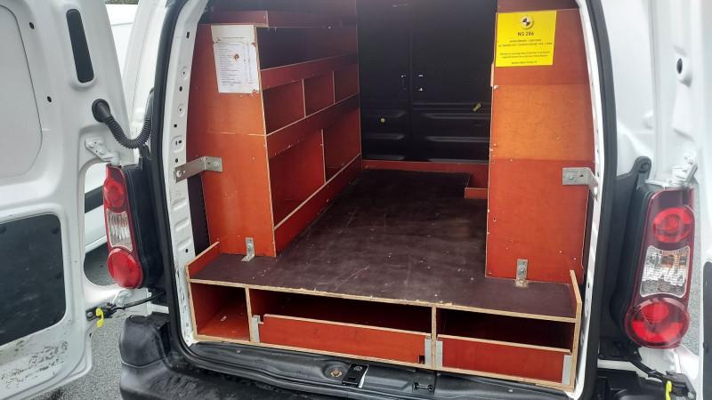 Photo 6 de l'offre de CITROEN BERLINGO 20 L1 E-HDI 90 CLUB à 9500€ chez Garage Bossard