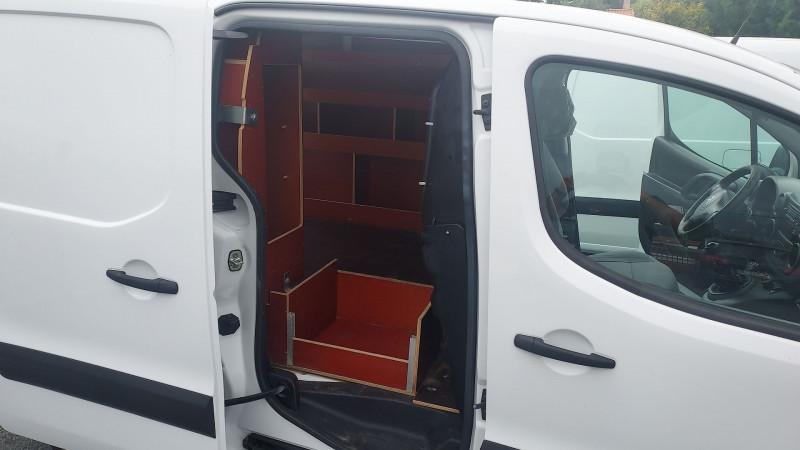 Photo 7 de l'offre de CITROEN BERLINGO 20 L1 E-HDI 90 CLUB à 9500€ chez Garage Bossard