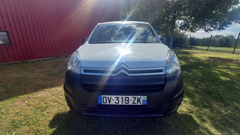 Photo 10 de l'offre de CITROEN BERLINGO 20 L1 1.6 HDI 75 BUSINESS 7917HT à 9500€ chez Garage Bossard