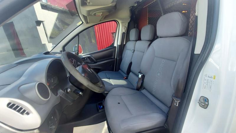 Photo 3 de l'offre de CITROEN BERLINGO 20 L1 1.6 HDI 75 BUSINESS 7917HT à 9500€ chez Garage Bossard