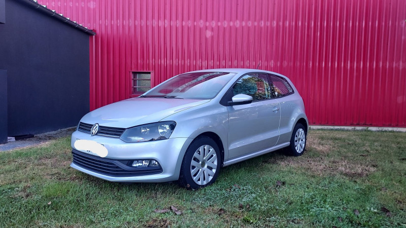 Volkswagen POLO STE 1.4 TDI 75CH BLUEMOTION TECHNOLOGY TRENDLINE BUSINESS 3 PORTES Diesel GRIS C Occasion à vendre