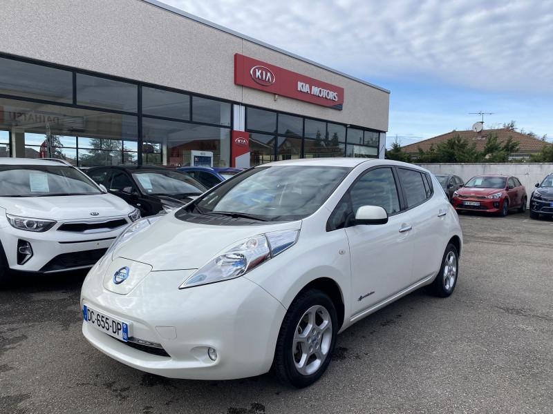 Nissan LEAF 109CH ACENTA Electrique BLANC Occasion à vendre