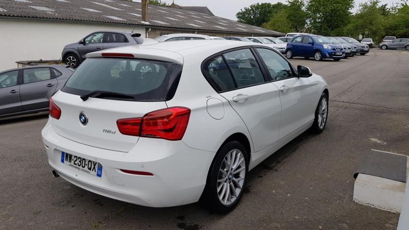Photo 3 de l'offre de BMW SERIE 1 (F21/F20) 118DA 150CH LOUNGE 5P EURO6C à 20490€ chez Sevestre Automobiles Nantes