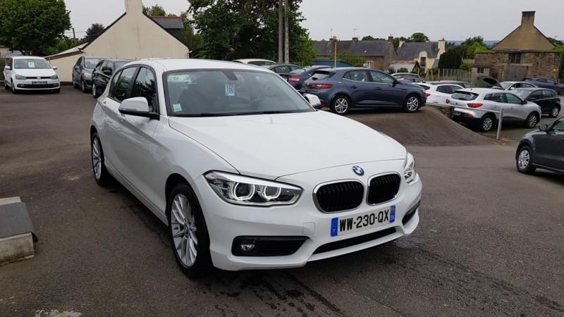 Photo 2 de l'offre de BMW SERIE 1 (F21/F20) 118DA 150CH LOUNGE 5P EURO6C à 20490€ chez Sevestre Automobiles Nantes