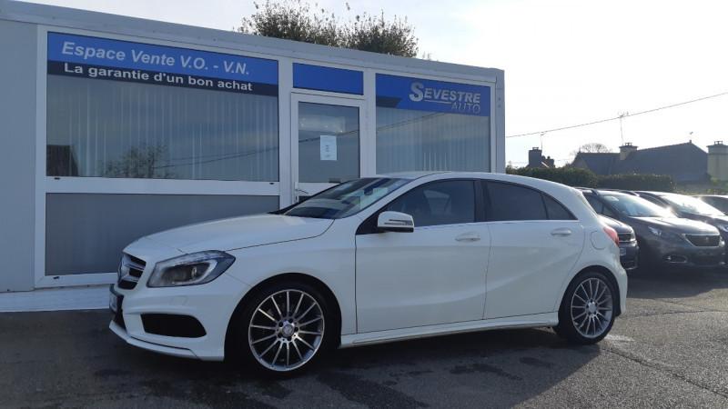 Mercedes-Benz CLASSE A (W176) 250 VERSION SPORT 7G-DCT Essence BLANC Occasion à vendre