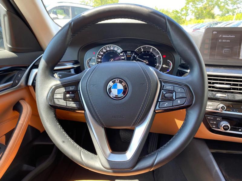 Photo 9 de l'offre de BMW SERIE 5 (G30) 520DA 190CH EXECUTIVE EURO6C à 31990€ chez Sevestre Automobiles Nantes