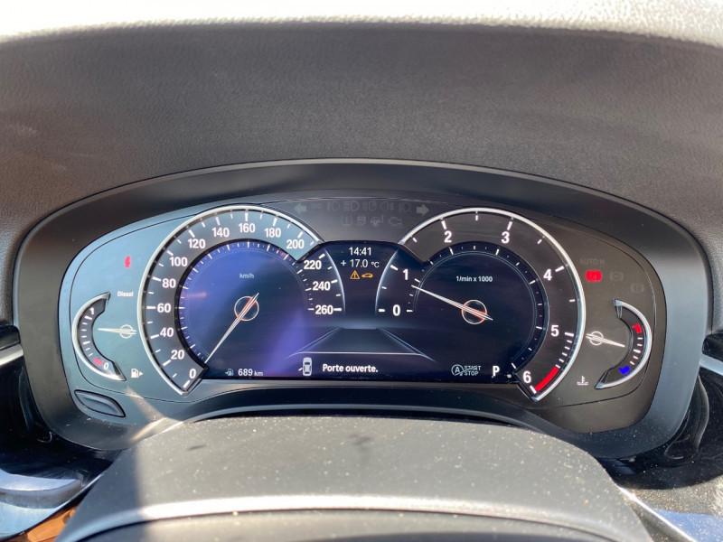Photo 10 de l'offre de BMW SERIE 5 (G30) 520DA 190CH EXECUTIVE EURO6C à 31990€ chez Sevestre Automobiles Nantes