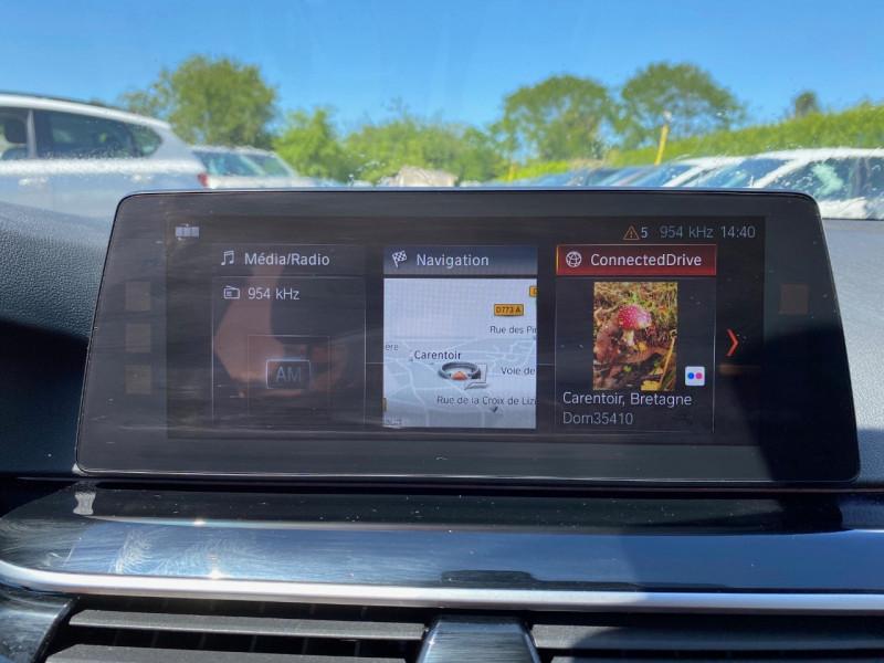 Photo 7 de l'offre de BMW SERIE 5 (G30) 520DA 190CH EXECUTIVE EURO6C à 31990€ chez Sevestre Automobiles Nantes
