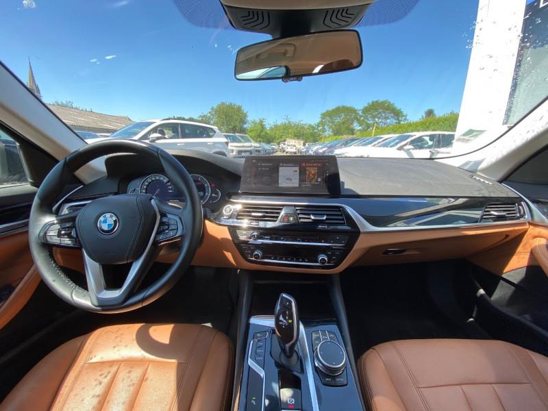 Photo 6 de l'offre de BMW SERIE 5 (G30) 520DA 190CH EXECUTIVE EURO6C à 31990€ chez Sevestre Automobiles Nantes