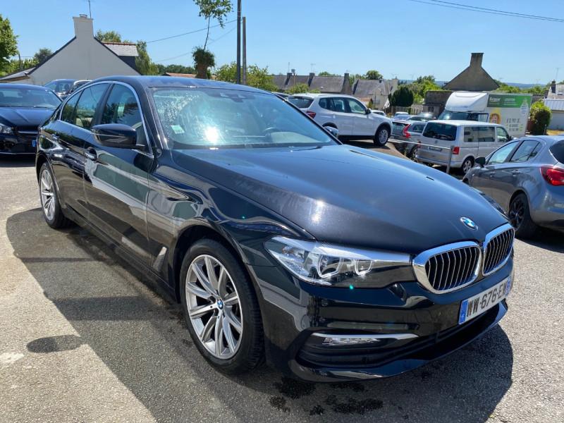 Photo 2 de l'offre de BMW SERIE 5 (G30) 520DA 190CH EXECUTIVE EURO6C à 31990€ chez Sevestre Automobiles Nantes