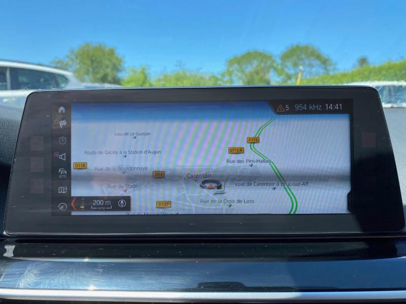 Photo 11 de l'offre de BMW SERIE 5 (G30) 520DA 190CH EXECUTIVE EURO6C à 31990€ chez Sevestre Automobiles Nantes