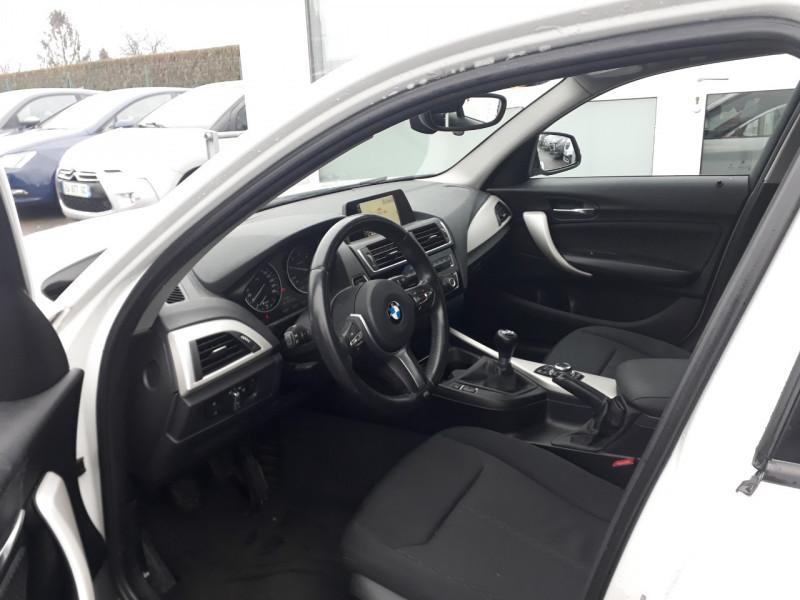 Photo 5 de l'offre de BMW SERIE 1 (F21/F20) 116D 116CH EFFICIENTDYNAMICS EDITION LOUNGE 5P à 16490€ chez Sevestre Automobiles Nantes