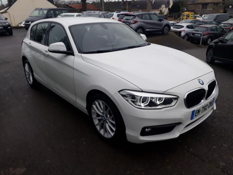 Photo 2 de l'offre de BMW SERIE 1 (F21/F20) 116D 116CH EFFICIENTDYNAMICS EDITION LOUNGE 5P à 16490€ chez Sevestre Automobiles Nantes
