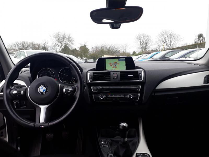 Photo 6 de l'offre de BMW SERIE 1 (F21/F20) 116D 116CH EFFICIENTDYNAMICS EDITION LOUNGE 5P à 16490€ chez Sevestre Automobiles Nantes