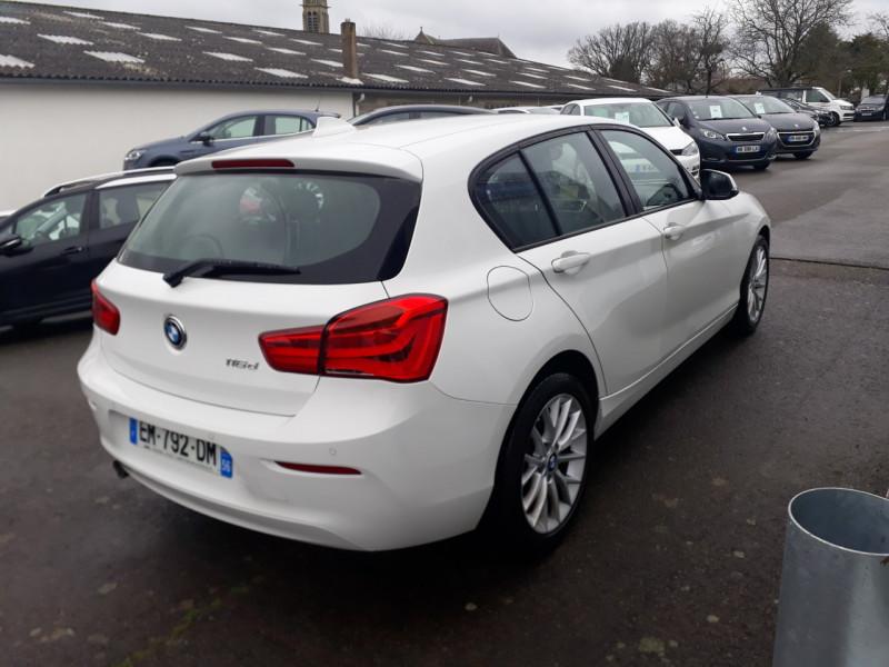 Photo 4 de l'offre de BMW SERIE 1 (F21/F20) 116D 116CH EFFICIENTDYNAMICS EDITION LOUNGE 5P à 16490€ chez Sevestre Automobiles Nantes