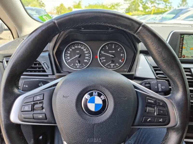 Photo 11 de l'offre de BMW SERIE 2 ACTIVETOURER (F45) 220D 190CH BUSINESS à 15990€ chez Sevestre Automobiles Nantes