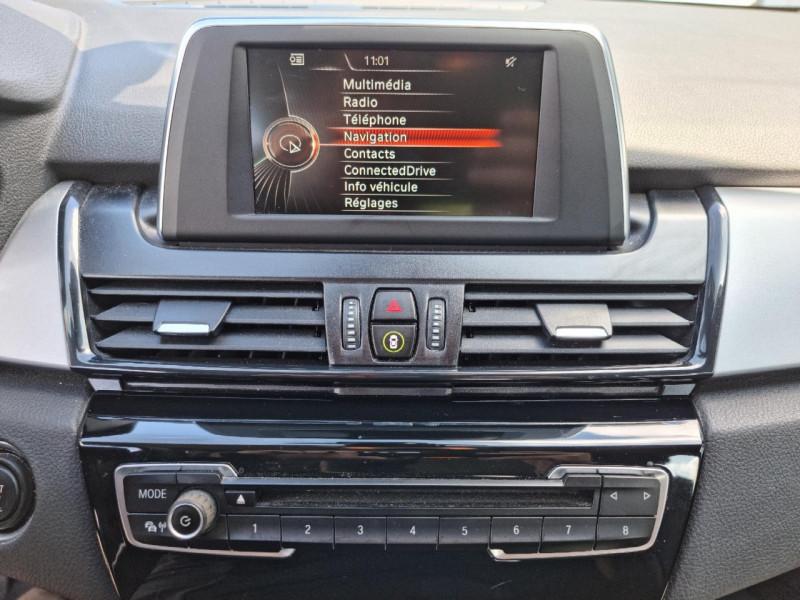 Photo 8 de l'offre de BMW SERIE 2 ACTIVETOURER (F45) 220D 190CH BUSINESS à 15990€ chez Sevestre Automobiles Nantes