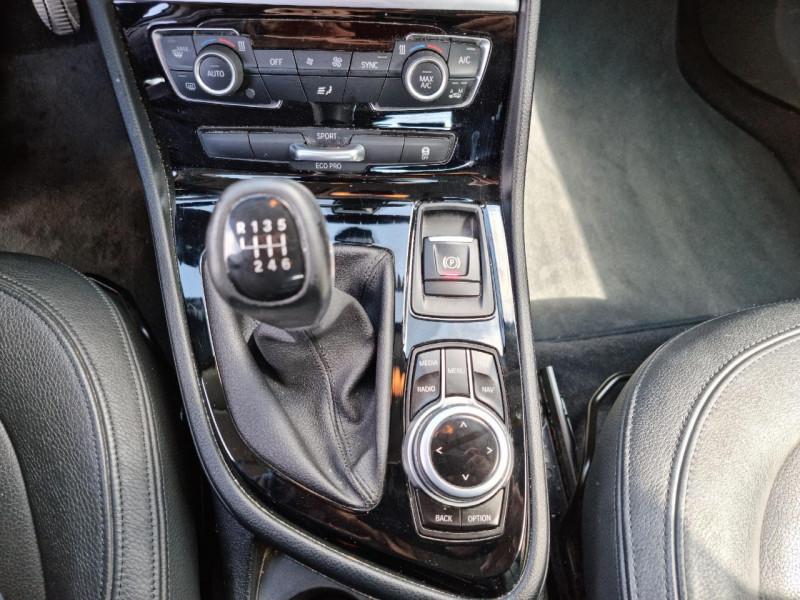 Photo 10 de l'offre de BMW SERIE 2 ACTIVETOURER (F45) 220D 190CH BUSINESS à 15990€ chez Sevestre Automobiles Nantes