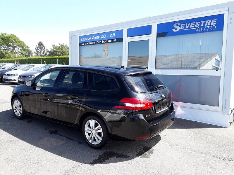 Photo 4 de l'offre de PEUGEOT 308 SW 1.6 BLUEHDI 120CH ACTIVE S&S à 12490€ chez Sevestre Automobiles Nantes