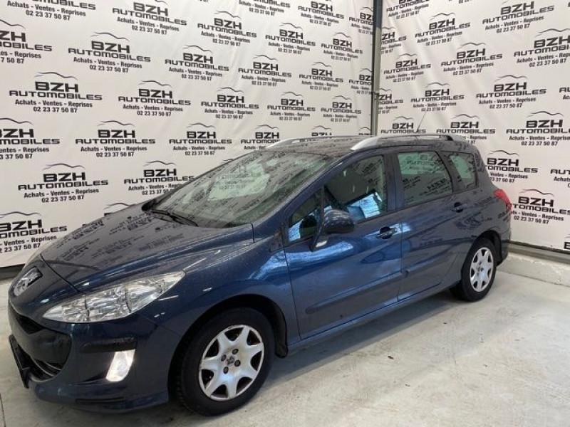 Peugeot 308 SW 1.6 HDI110 CONFORT PACK Diesel BLEU F Occasion à vendre
