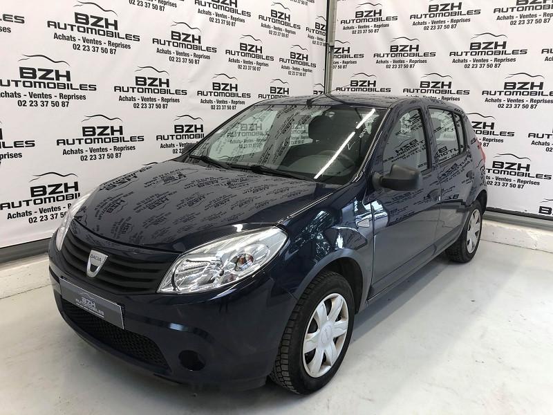 Dacia SANDERO 1.4 MPI 75CH GPL GPL BLEU F Occasion à vendre