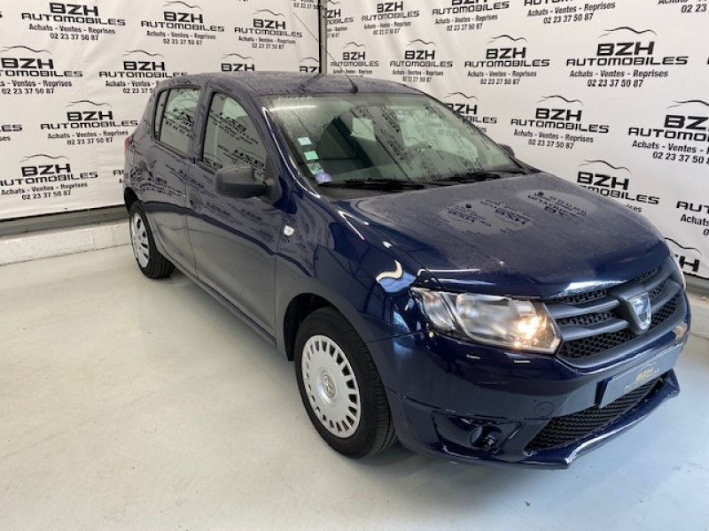 Dacia SANDERO 1.2 16V 75CH ECO² GPL AMBIANCE GPL BLEU Occasion à vendre