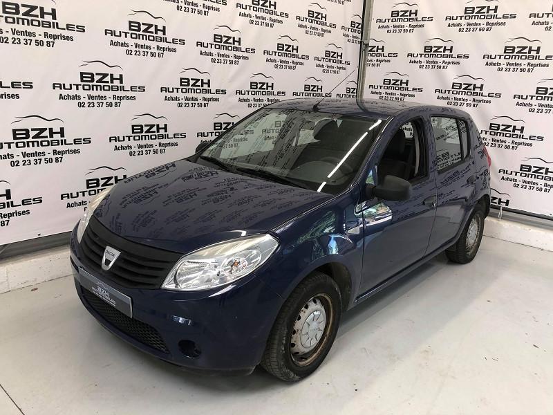 Dacia SANDERO 1.2 16V 75CH AMBIANCE Essence BLEU Occasion à vendre