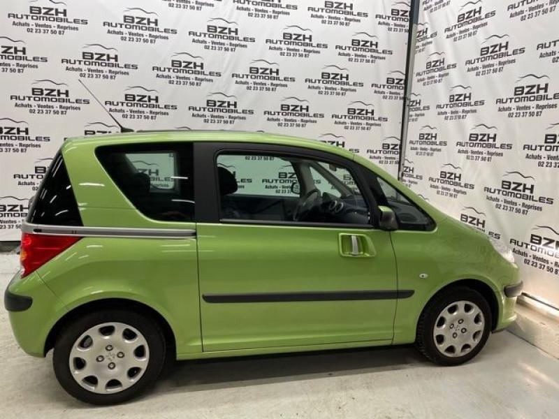 Photo 5 de l'offre de PEUGEOT 1007 1.4 HDI DOLCE à 5490€ chez BZH Automobiles