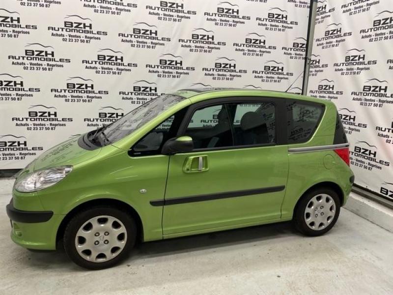 Photo 2 de l'offre de PEUGEOT 1007 1.4 HDI DOLCE à 5490€ chez BZH Automobiles