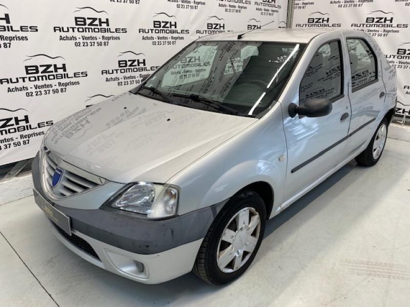 Dacia LOGAN 1.5 DCI 70CH LAUREATE Diesel GRIS C Occasion à vendre