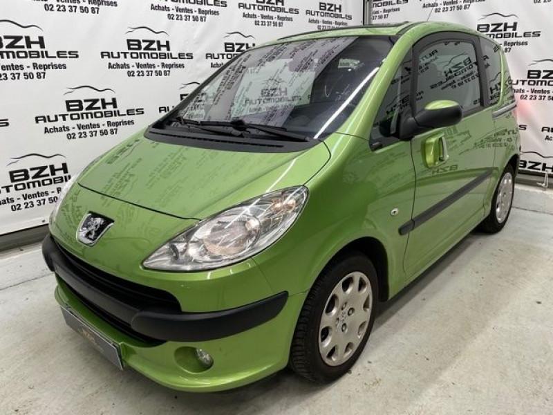 Peugeot 1007 1.4 HDI DOLCE Diesel VERT C Occasion à vendre